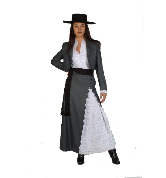 Venta de vestidos de huasa elegante