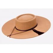 Sombrero De Paño Camel Para Varón 072c50ac8c7